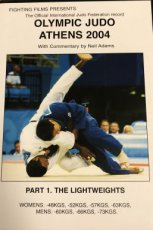 Olympic Judo Athens 2004 PT1
