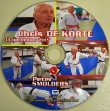 DVD Chris De corte